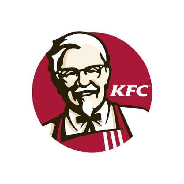 We are proud to be trusted by KFC