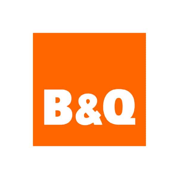 We are proud to be trusted by B&Q