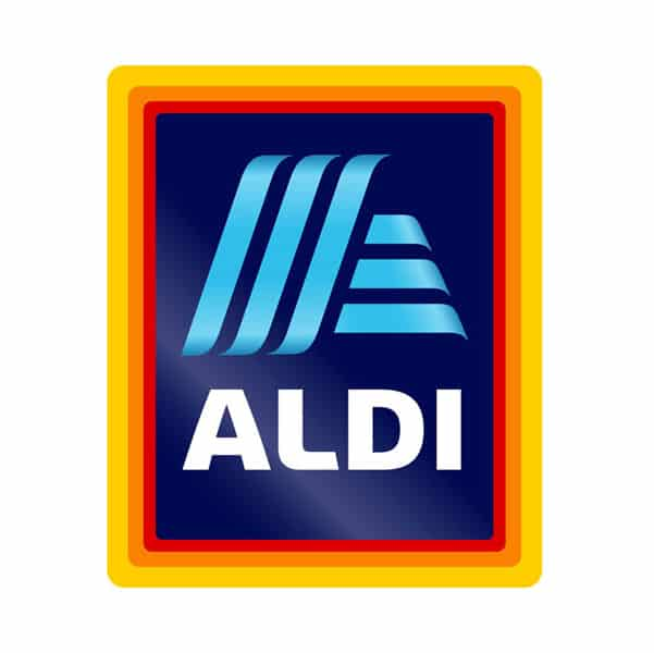 We are proud to be trusted by Aldi