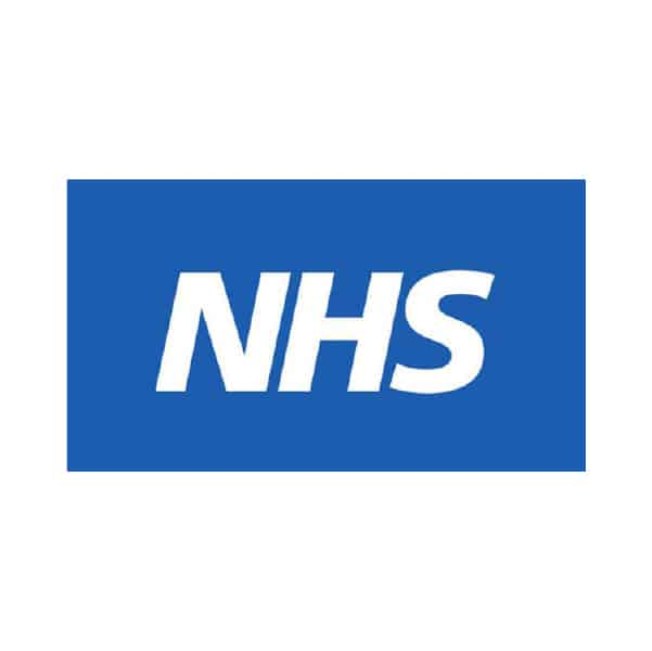 We are proud to be trusted by the NHS