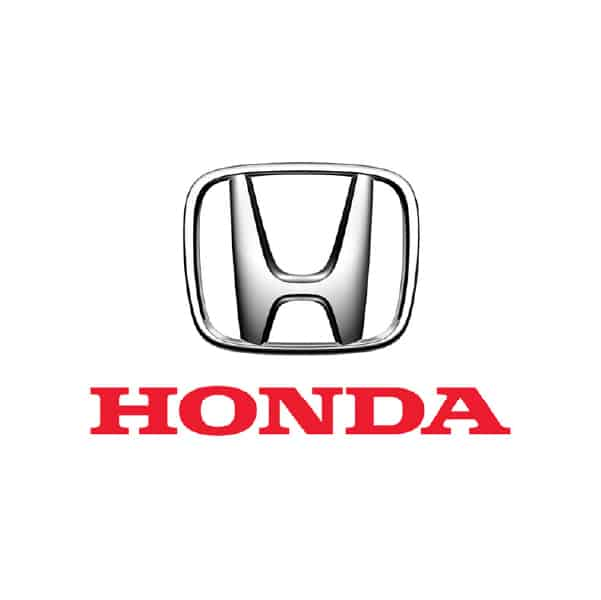 We are proud to be trusted by Honda